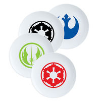 Star Wars: Ceramic Side Plate Set
