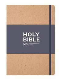 NIV Tan Single-Column Journalling Bible by New International Version