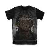 Game of Thrones Iron Throne T-Shirt (XXX-Large)