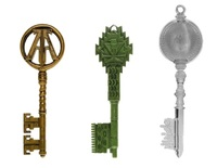 Ready Player One: Treasure Keys - Replica Collection