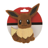 Pokemon: Eevee - Plush Toy Badge