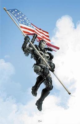 The Punisher: War Machine Vol. 2 by Matthew Rosenberg image