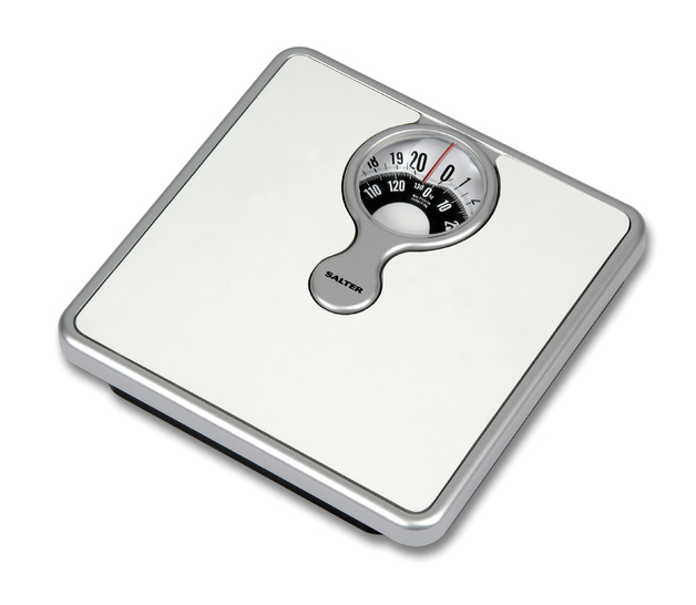 Salter: Compact Mechanical Personal Scale