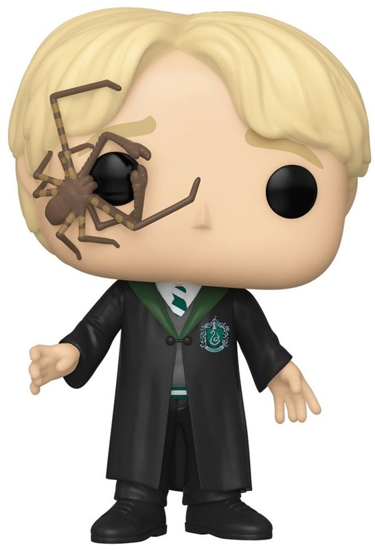 Harry Potter: Draco Malfoy (with Whip Spider) - Pop! Vinyl Figure