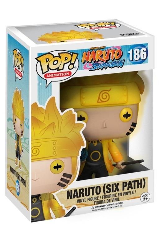 Naruto Six Path (Glow) - Pop! Vinyl Figure image