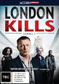 London Kills: Series 2 on DVD