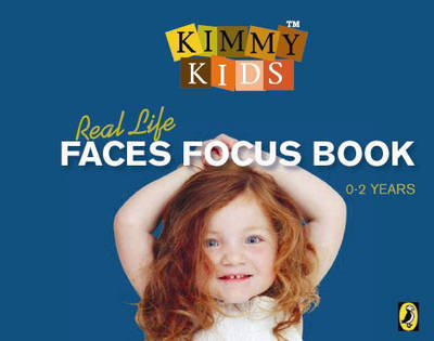 Real Life Faces Focus Book (kimmy Kids) by Kimberley Kent image