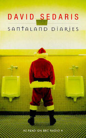 Santaland Diaries by David Sedaris image
