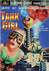 Tank Girl on DVD