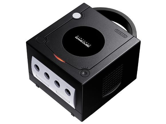 Nintendo GameCube Logitech Bundle (Jet Black) for GameCube image