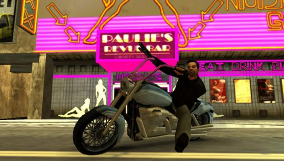 Grand Theft Auto: Liberty City Stories for PSP image