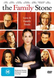 The Family Stone on DVD image
