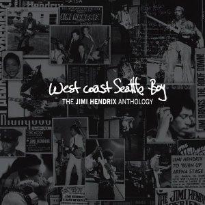 West Coast Seattle Boy: The Jimi Hendrix Anthology (CD/DVD) by Jimi Hendrix
