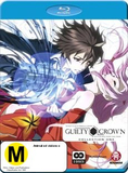 Guilty Crown - Collection One on Blu-ray