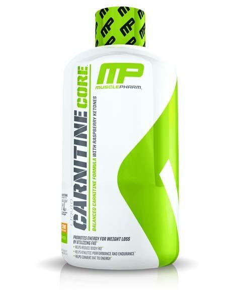 MusclePharm Core Line Carnitine - Citrus (30 servings)
