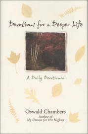 Devotions for a Deeper Life by Oswald Chambers image