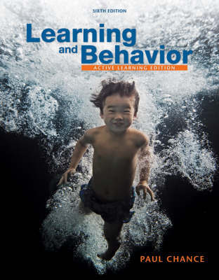 Learning and Behavior: Active Learning Edition by Paul Chance image