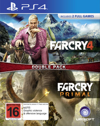 Far Cry 4 + Far Cry Primal Compilation for PS4