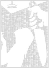 Spineless Classics Psycho Print (70 x 100cm)