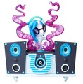 My Little Pony: Guardians of Harmony - DJ Pon-3 Fan Series Figure