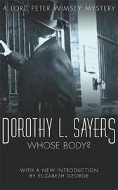 Whose Body? by Dorothy L Sayers image