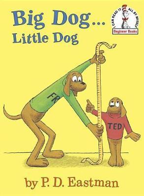 Big Dog...Little Dog by P.D. Eastman image
