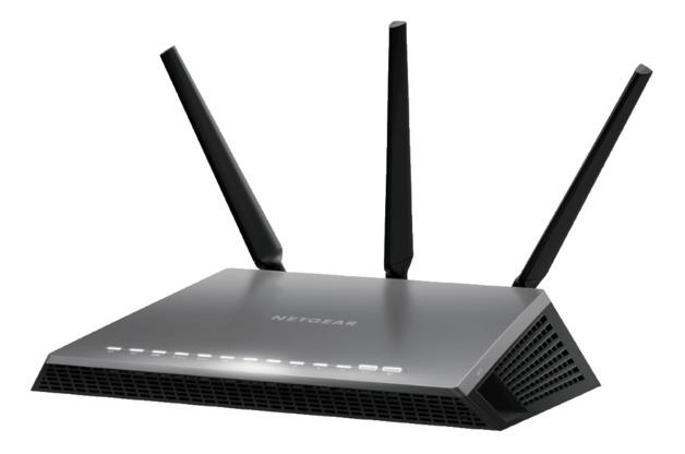 Netgear: Nighthawk AC1900 ADSL/VDSL - Smart WiFi Modem Router