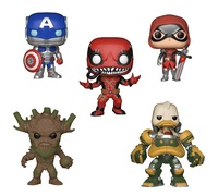 Marvel: Contest of Champions - Pop! Vinyl Bundle