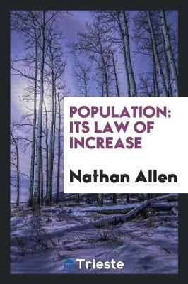 Population by Nathan Allen