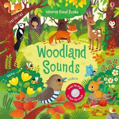 Woodland Sounds by Sam Taplin