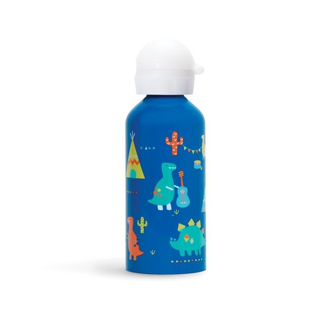 Dino Rock Drink Bottle Stainless Steel