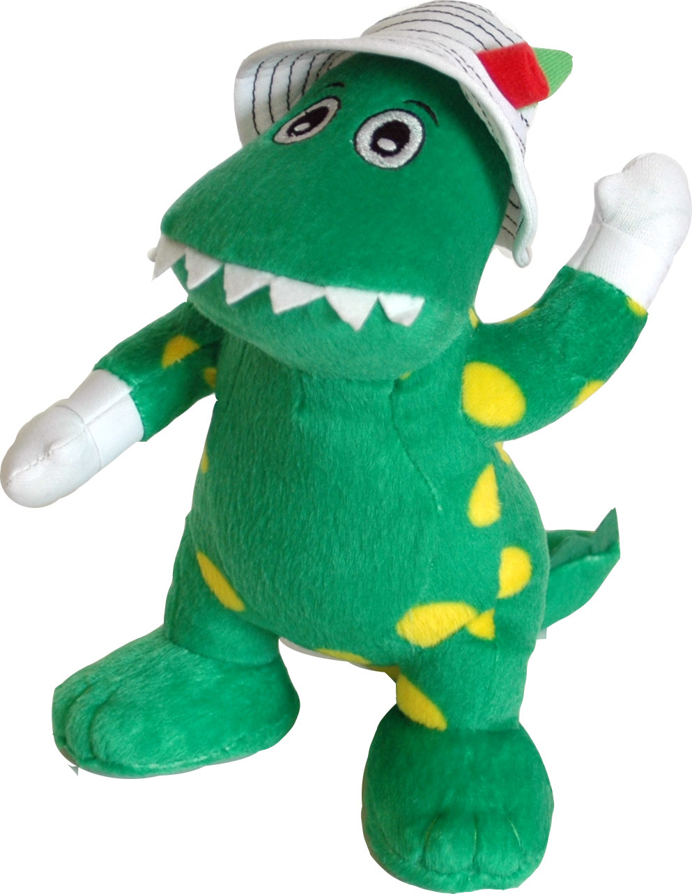 "The Wiggles: Dorothy The Dinosaur - 10"" Plush image"