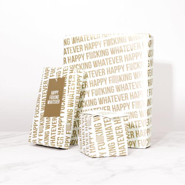Abusive Gift Wrap
