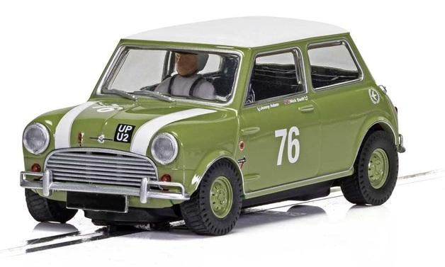 Scalextric: Austin Mini Cooper S #76 (Goodwood 2018) - Slot Car