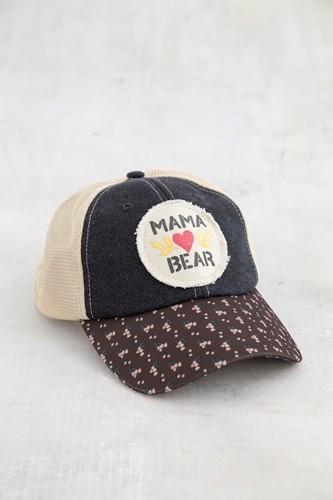Natural Life: Hangout Hat - Mama Bear