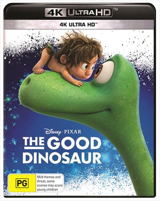 The Good Dinosaur (4K UHD) on UHD Blu-ray