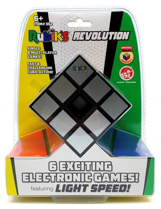 Rubiks: Revolution 3x3