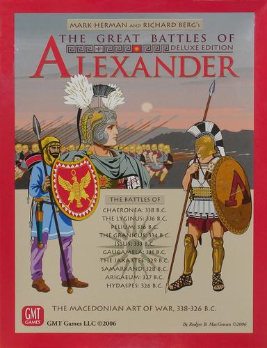 Great Battles of Alexander: Deluxe Edition image