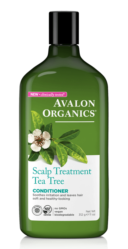 Avalon Organics: Tea Tree Conditioner - Scalp Care (325ml)