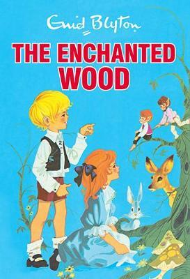The Enchanted Wood Retro by Enid Blyton