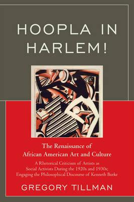 Hoopla in Harlem! by Gregory Tillman image