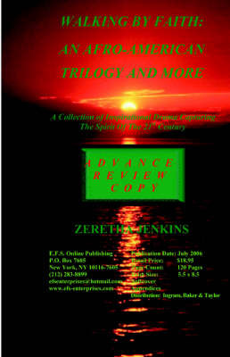Walking by Faith: An Afro-American Trilogy and More by Zeretha Jenkins image