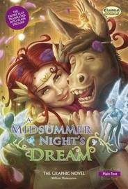 A Midsummer Night's Dream the Graphic Novel by William Shakespeare