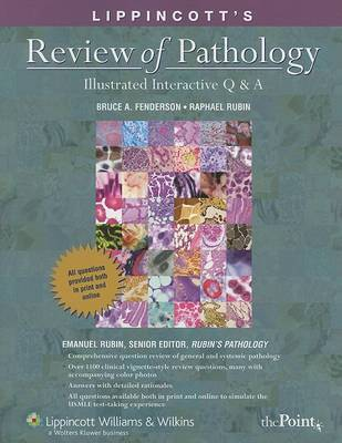 Lippincott's Review of Pathology: Illustrated Interactive Q and A by Bruce A. Fenderson image