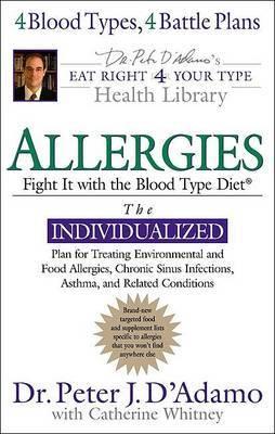 Allergies by Peter D'Adamo image