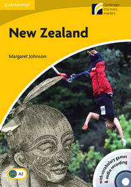 New Zealand Level 2 Elementary/Lower-intermediate Book with CD-ROM and Audio CD Pack -: Level 2 by Margaret Johnson