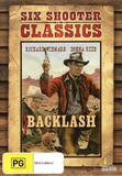 Six Shooter Classics - Backlash DVD