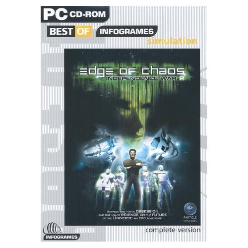 Independence War 2: The Edge of Chaos (Jewel Case) for PC
