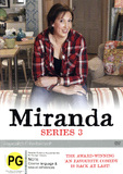 Miranda - Series 3 DVD