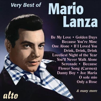 The Very Best Of by Mario Lanza